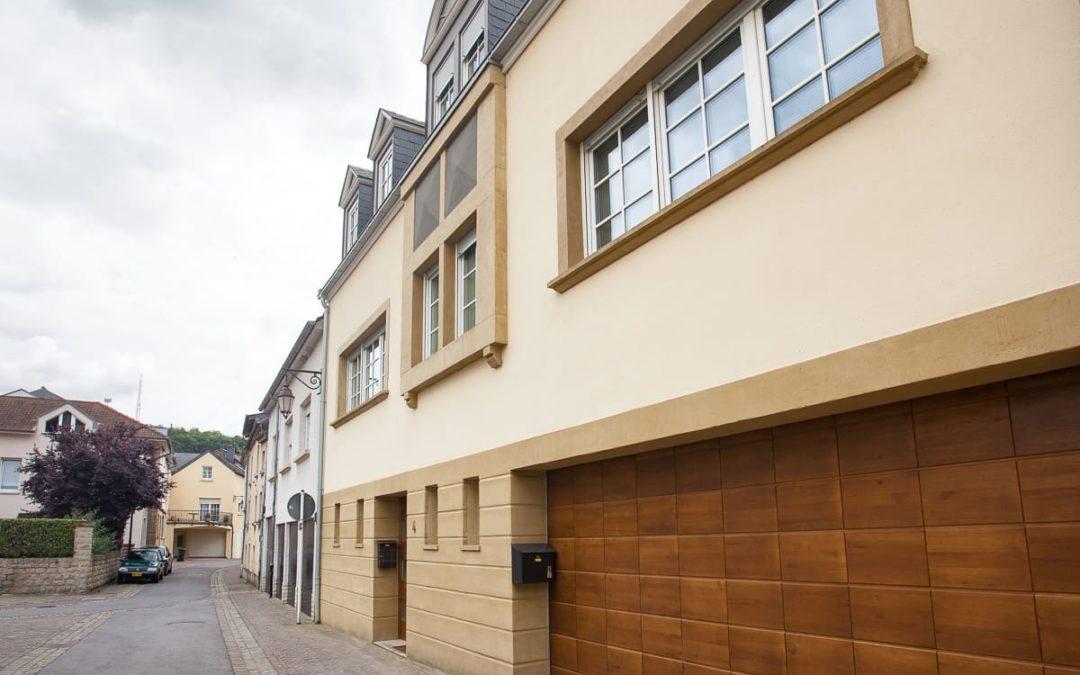 Neubau Einfamilienwohnhaus mit Garage Echternach