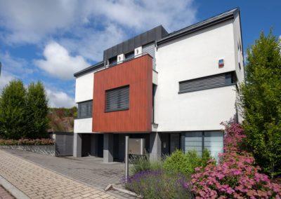 Neubau Einfamilienwohnhaus mit Doppelgarage Junglinster