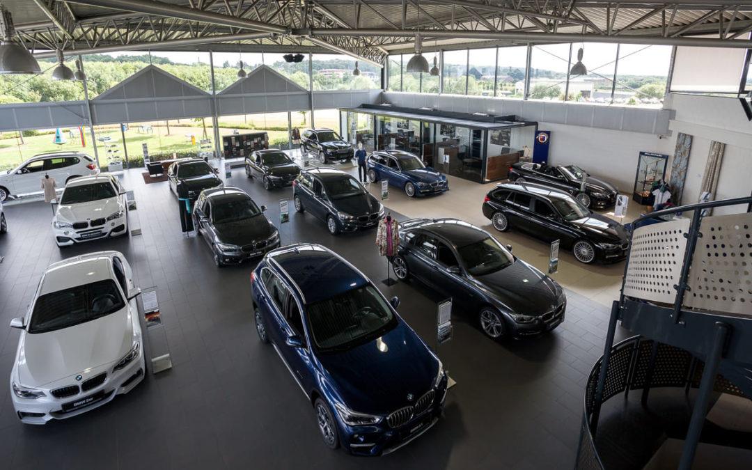 Neubau BMW-Autohaus Schaal Bitburg