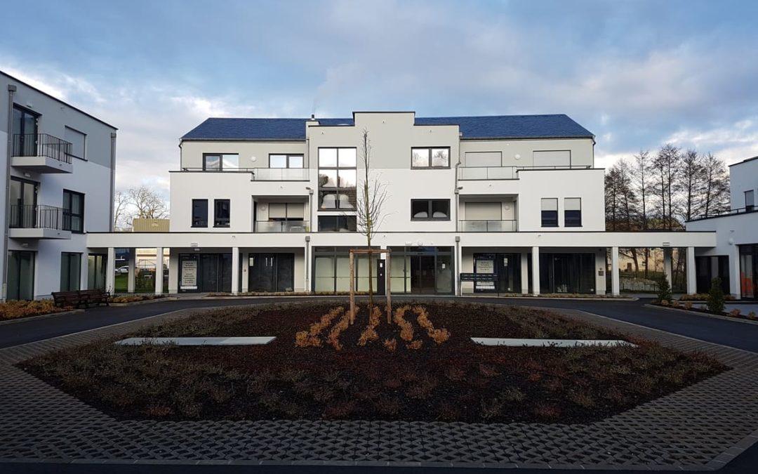 Neubau Residenz mit 5 Wohnungen mit Supermarkt und Parkdeck Merzig