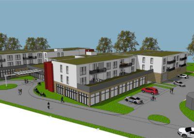 Neubau Seniorenresidenz Petite Suisse in Beaufort 1