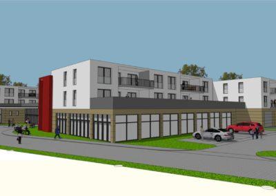 Neubau Seniorenresidenz Petite Suisse in Beaufort 2