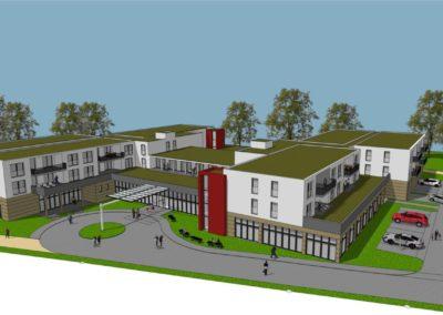 Neubau Seniorenresidenz Petite Suisse in Beaufort 3