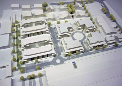 Studentenwohnungen und Etushalle in Trier 3
